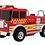 Thumbnail: MotoTec Kalee Fire Truck 12v Red