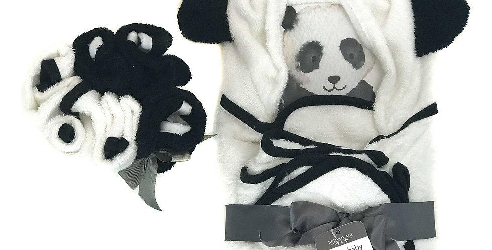 Panda Baby Bamboo / Viscose Bath Essentials