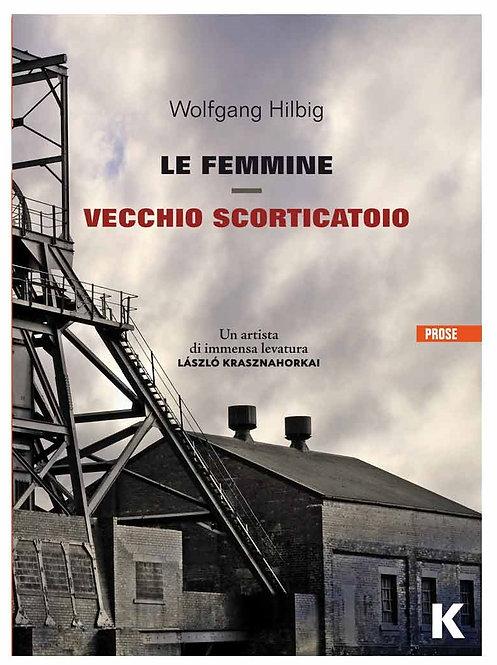 Le femmine e Vecchio scorticatoio - Wolfgang Hilbig