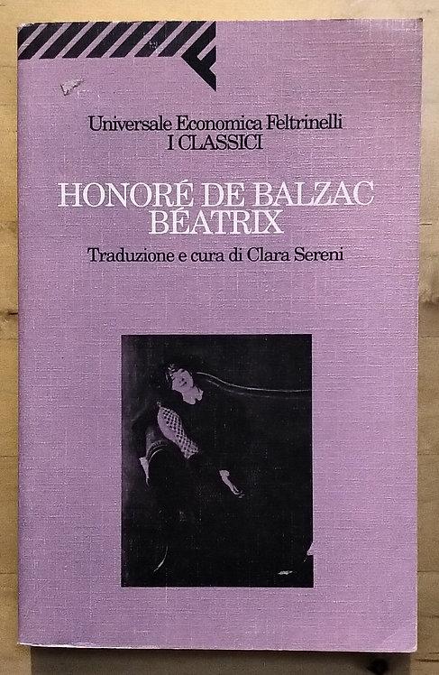 Beatrix - Honoré De Balzac