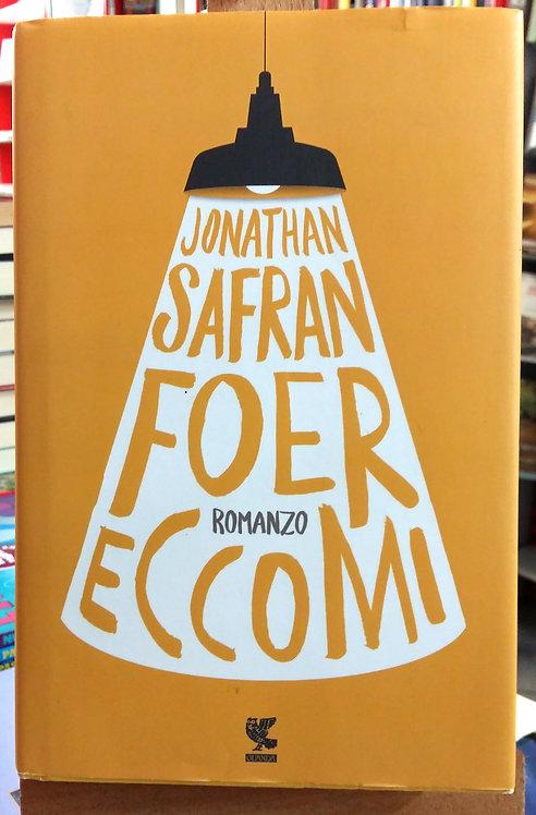 Eccomi - Jonathan Safran Foer