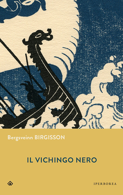Il vichingo nero - Bergsveinn Birgisson