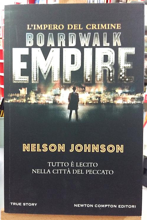 Boardwalk empire - Nelson Johnson
