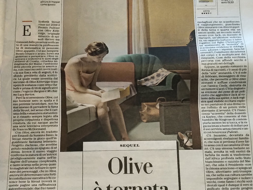Olive Kitteridge, di nuovo lei