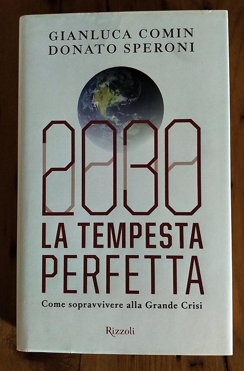2030, la tempesta perfetta come sopravvivere alla grande crisi - Comin e Speroni