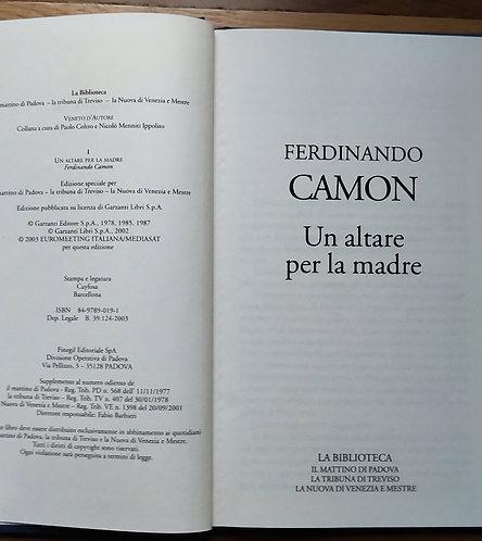 Un altare per la madre - Ferdinando Camon