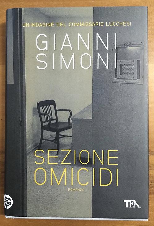 Sezione omicidi - Gianni Simoni