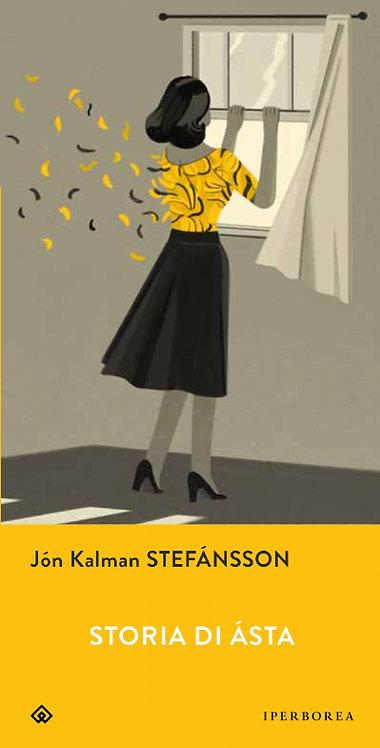 Storia di Asta - Jon Kalman Stefansson