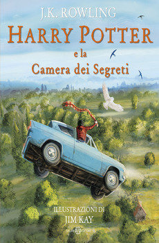 Harry Potter e la camera dei segreti - J.R. Rowling