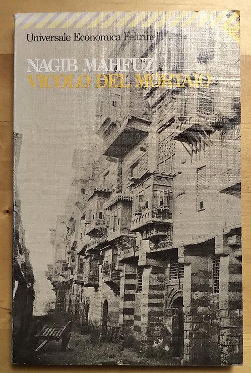 Vicolo del mortaio - Nagib Mahfuz
