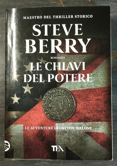 Le chiavi del potere - Steve Berry