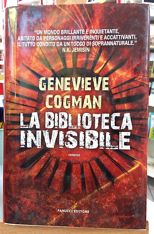 La biblioteca invisibile - Genevieve Cogman