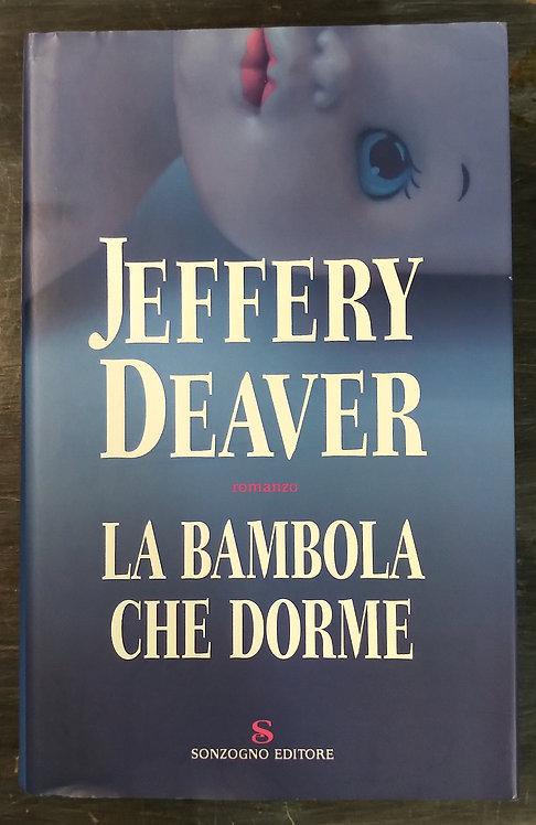 La bambola che dorme - Jeffery Deaver