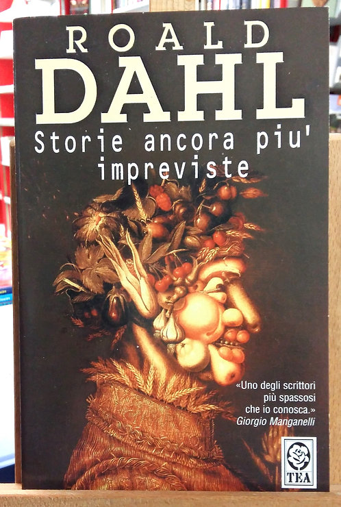 Storie ancora più impreviste - Roald Dahl