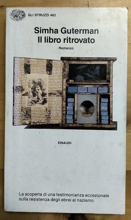 Il libro ritrovato - Simha Guterman