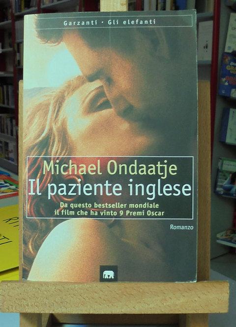 Il paziente inglese - Michael Ondaatje