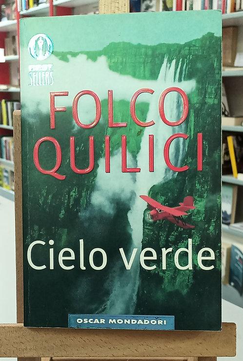 Cielo verde - Folco Quilici