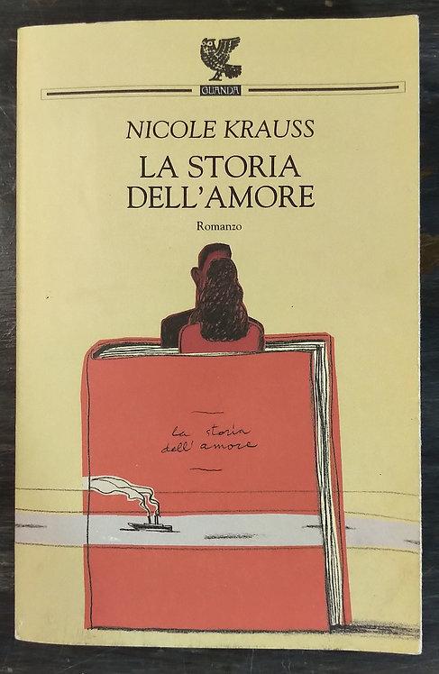 La storia dell'amore - Nicole Krauss