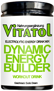 Vitatol Dynamic Energy Drink Grundpreis 100Gr. = 3,88 CHF