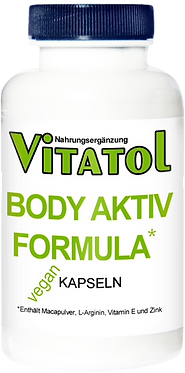 Body Aktiv Formula Kapseln 1 Monatspackung GP 1 Kapsel = 0,29 CHF