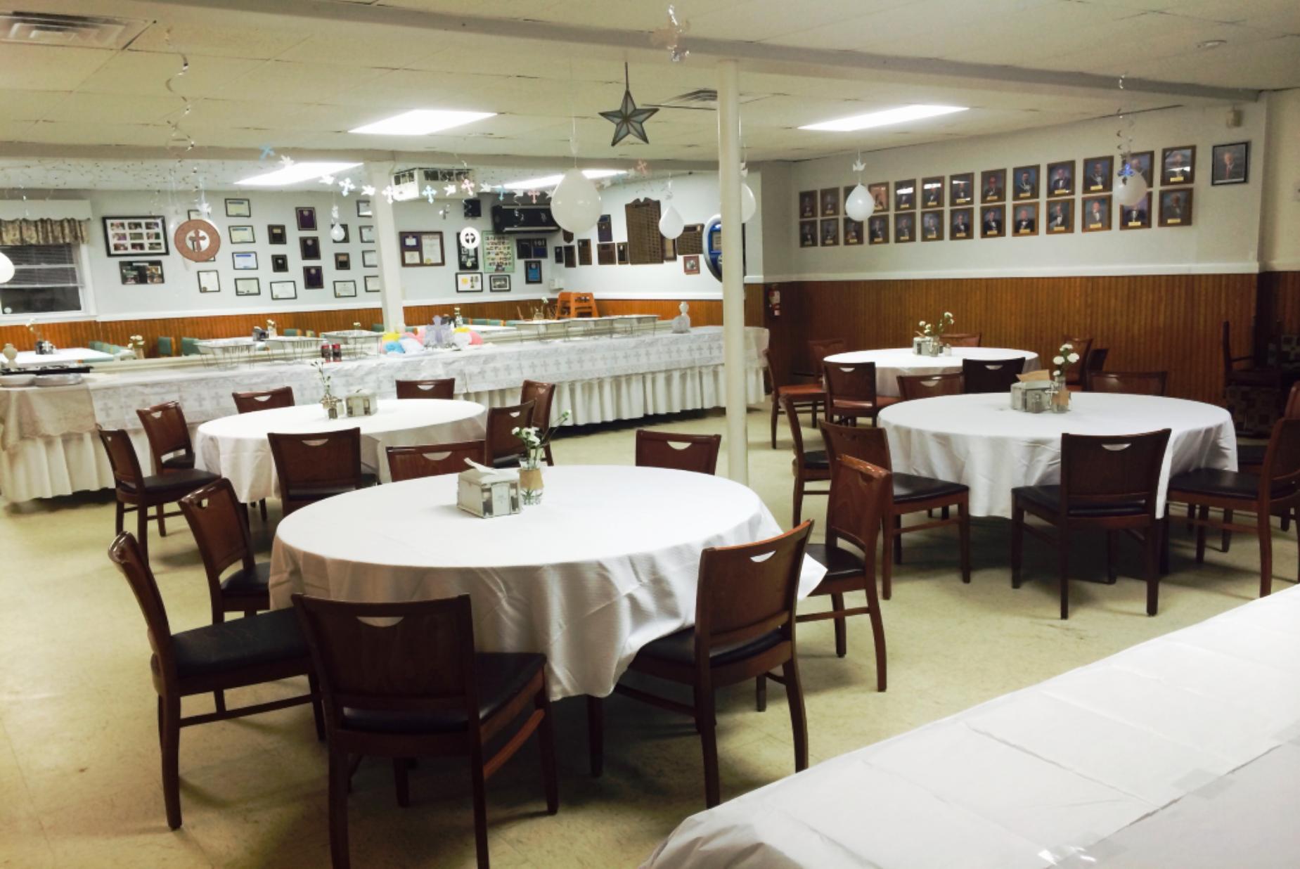Elks Hall Rental Pic