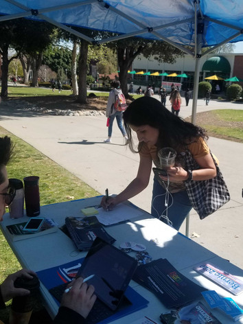 OR Pomona Tabling!