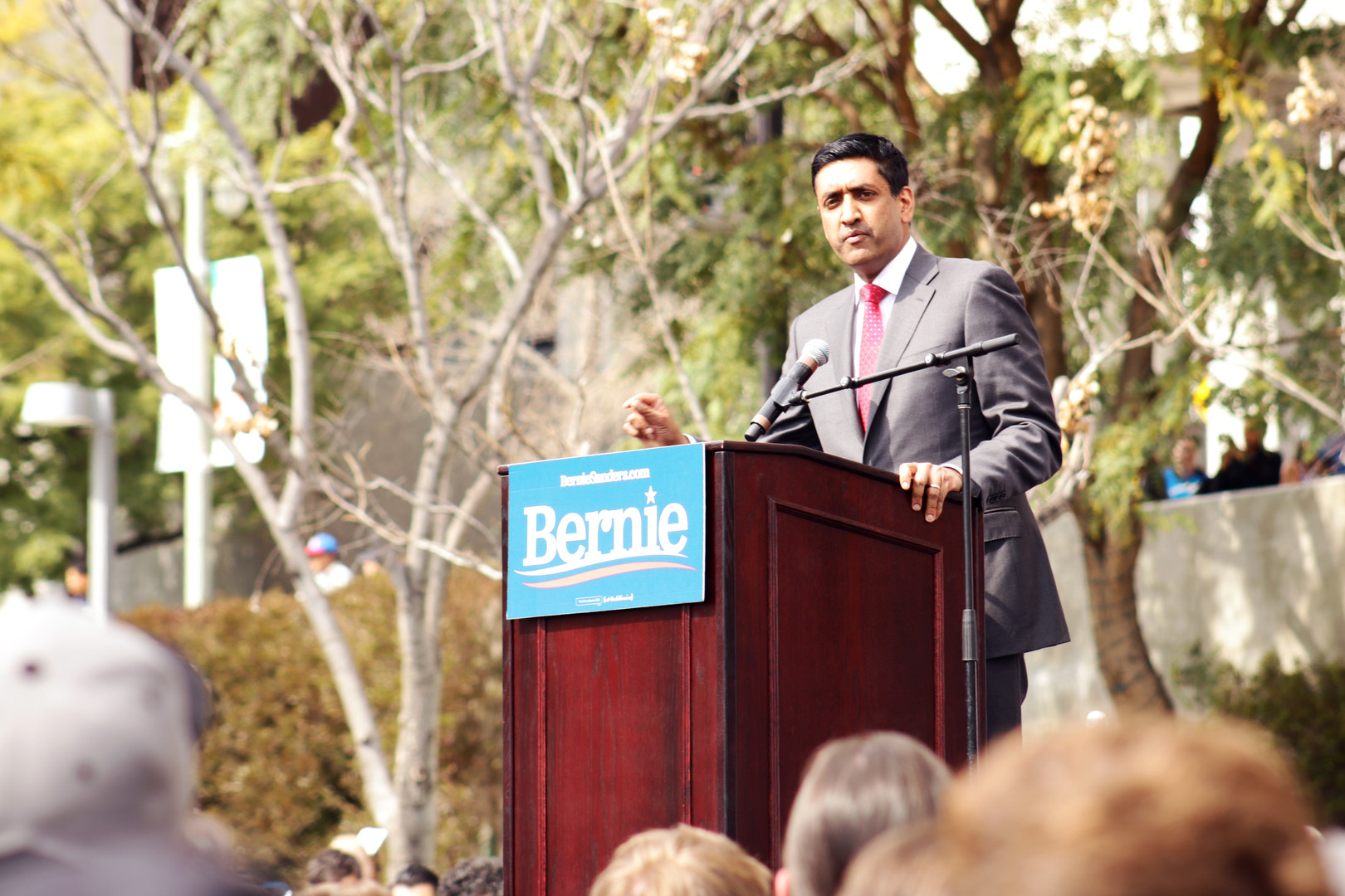 Ro Khanna Inspires Thousands