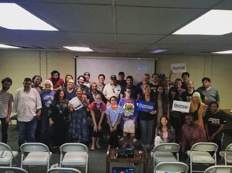 September Democratic Debate Watch Party!