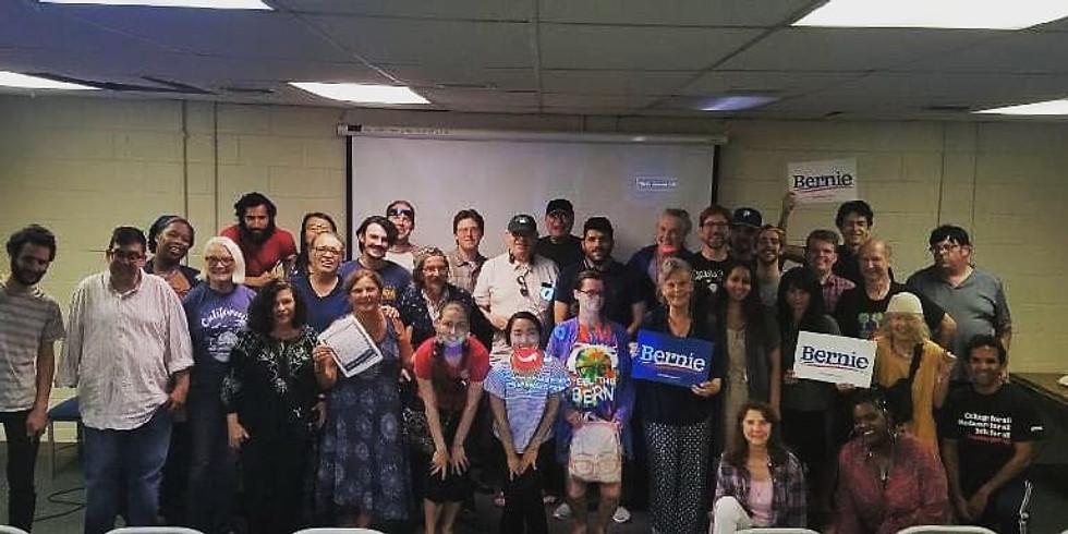September Democratic Debate Watch Party!