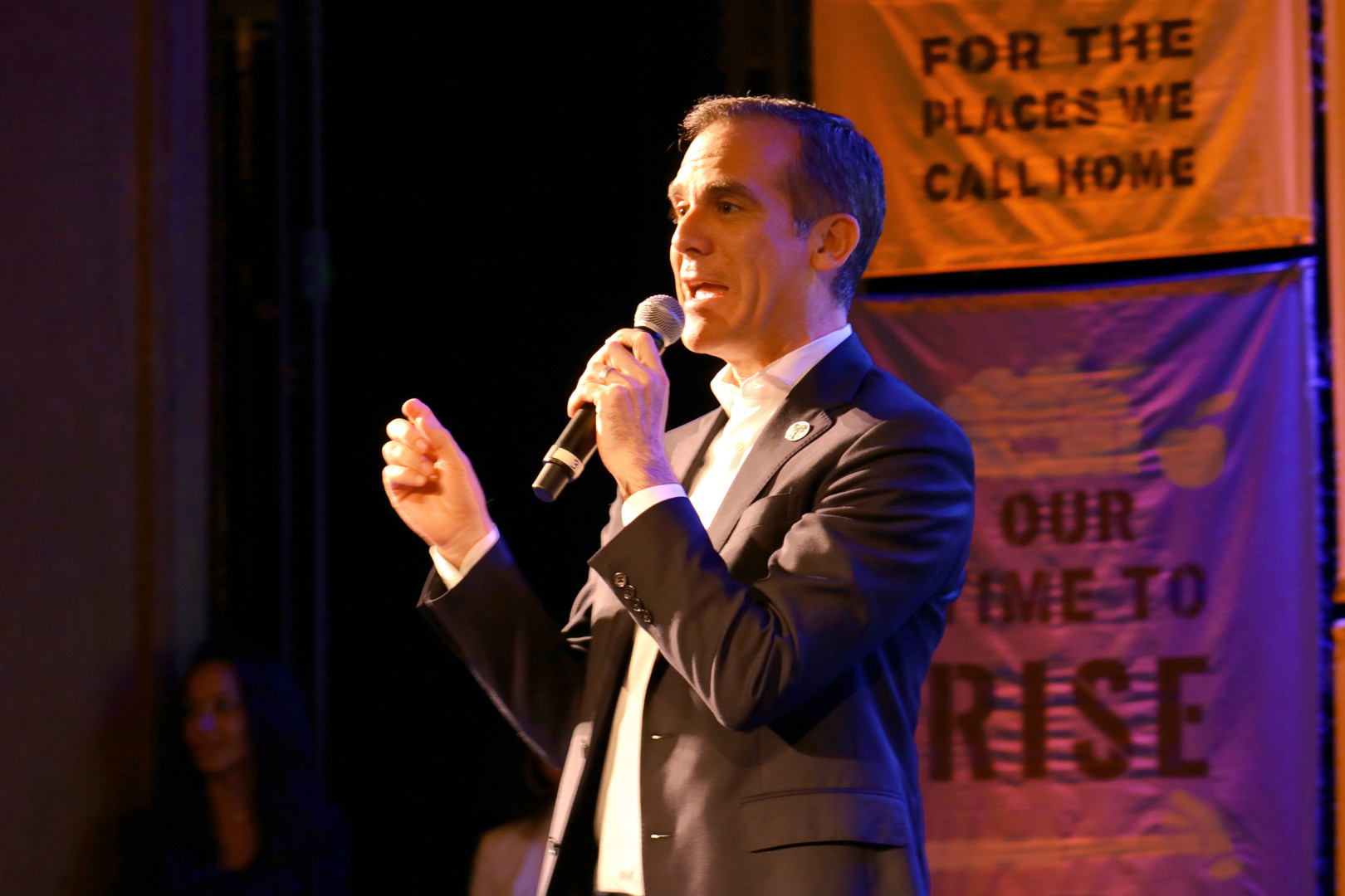 Mayor Garcetti Panders to Youth