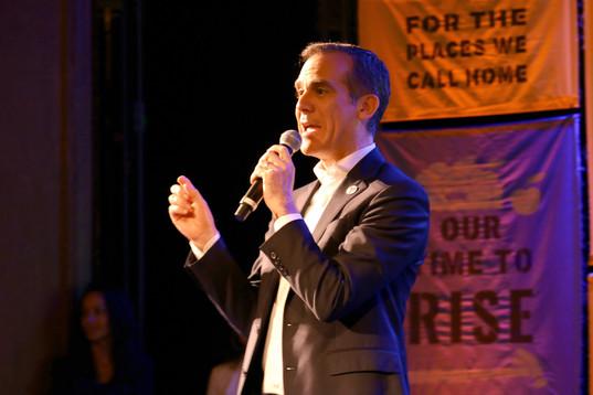 Mayor Garcetti Panders to Youth
