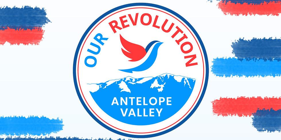 ORLA - AV/Palmdale - Organizing Meeting