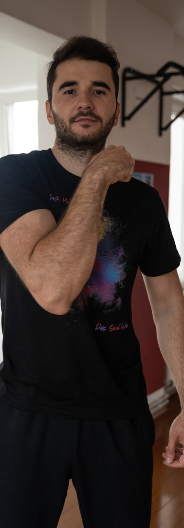 Cristi Gabrian-Armwrestling Array Master Trainer