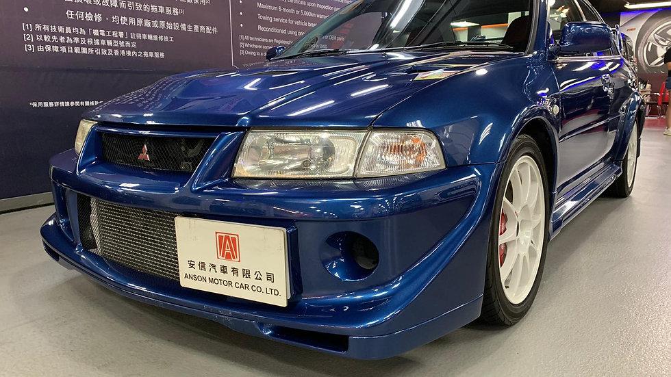 三菱Lancer Evolution六代半