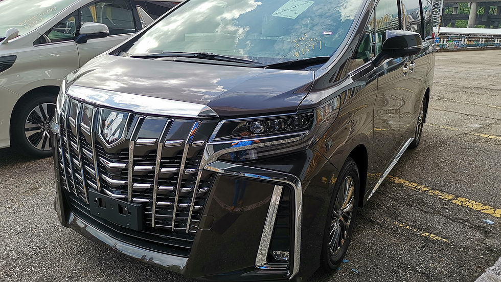 豐田 TOYOTA ALPHARD EXECUTIVE LOUNGE S