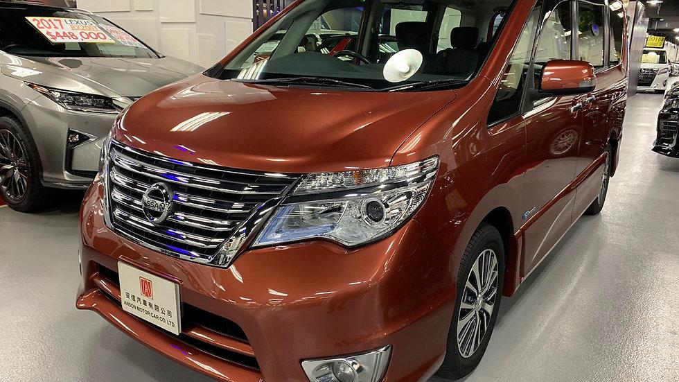 Nissan SERENA Highway Star 2.0