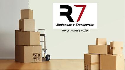 R7 Mudanças e Transportes - Mudanças - Transportes - Elevador Exerios - Cascais - Lisboa - Alcochete - Montijo - R7 Mudanças e Transportes - Emprea de Mudanças