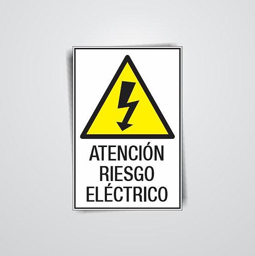 Atencion Riesgo Eléctrico