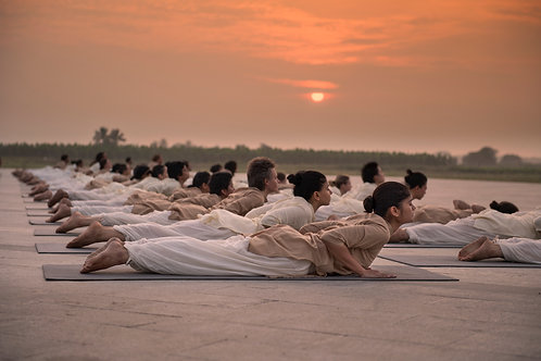 Surya Namaskar Correction