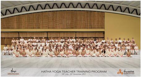 Isha HYTT - Class of 2017
