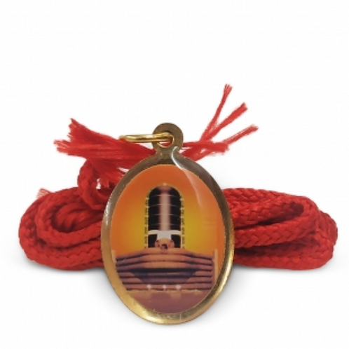 Dhyanalinga Pendant with Rope