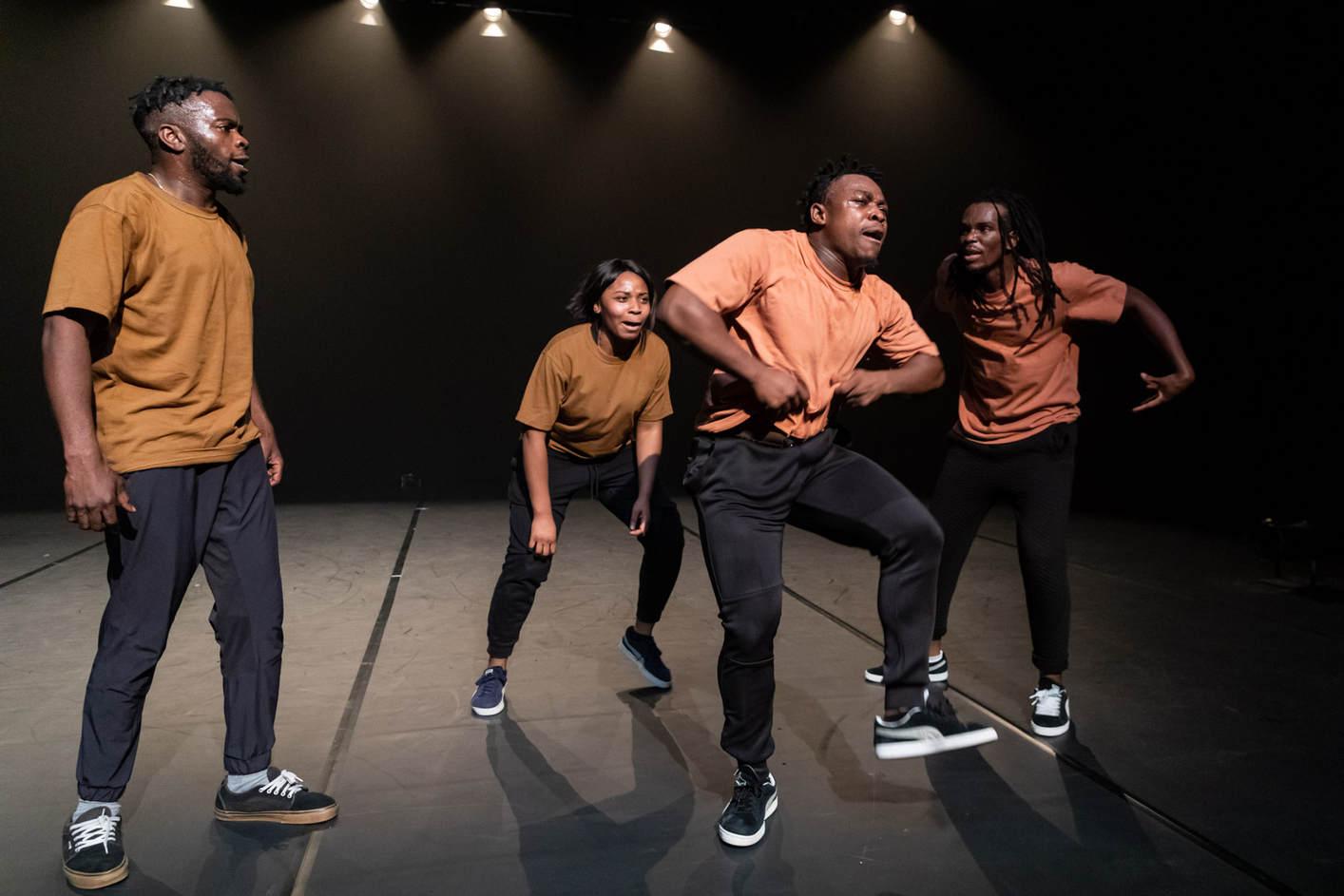 Bitter sweet / Choreografie: Kwame Osei