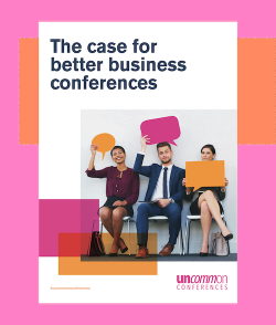 The case for better business conferences