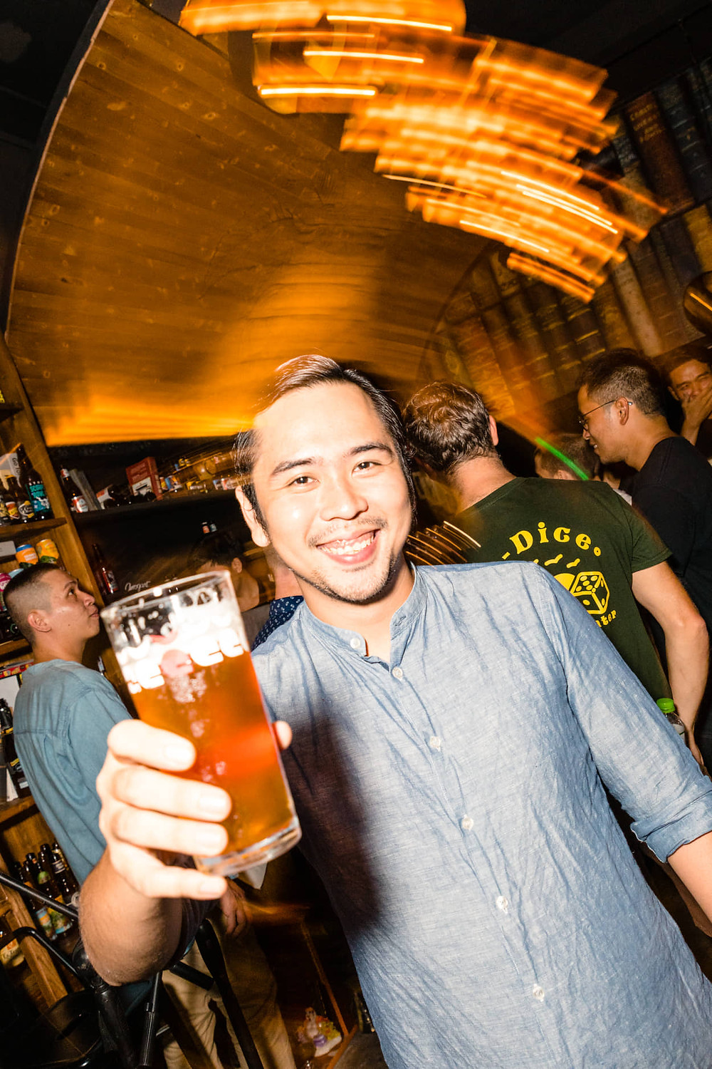 Hoprizon founder Phuc Tran hopes his beers encourage people to pursue their dreams