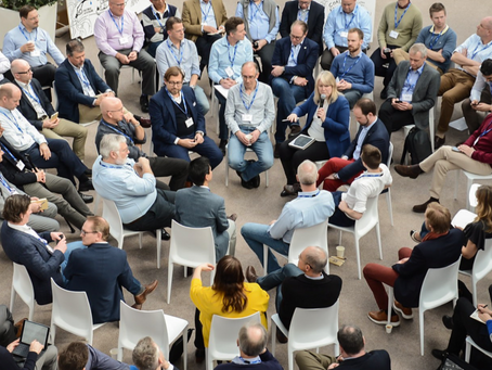 9 format ideas to take your next conference from drab to fab