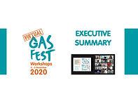 Gas Fest Virtual Workshop_summary report