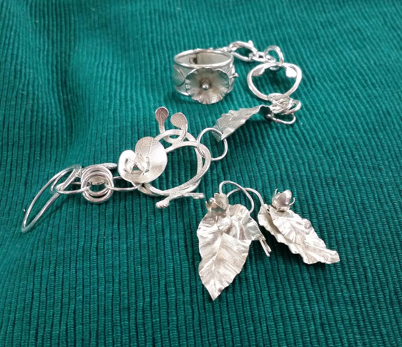 Siver Jewellery for Beginners Course