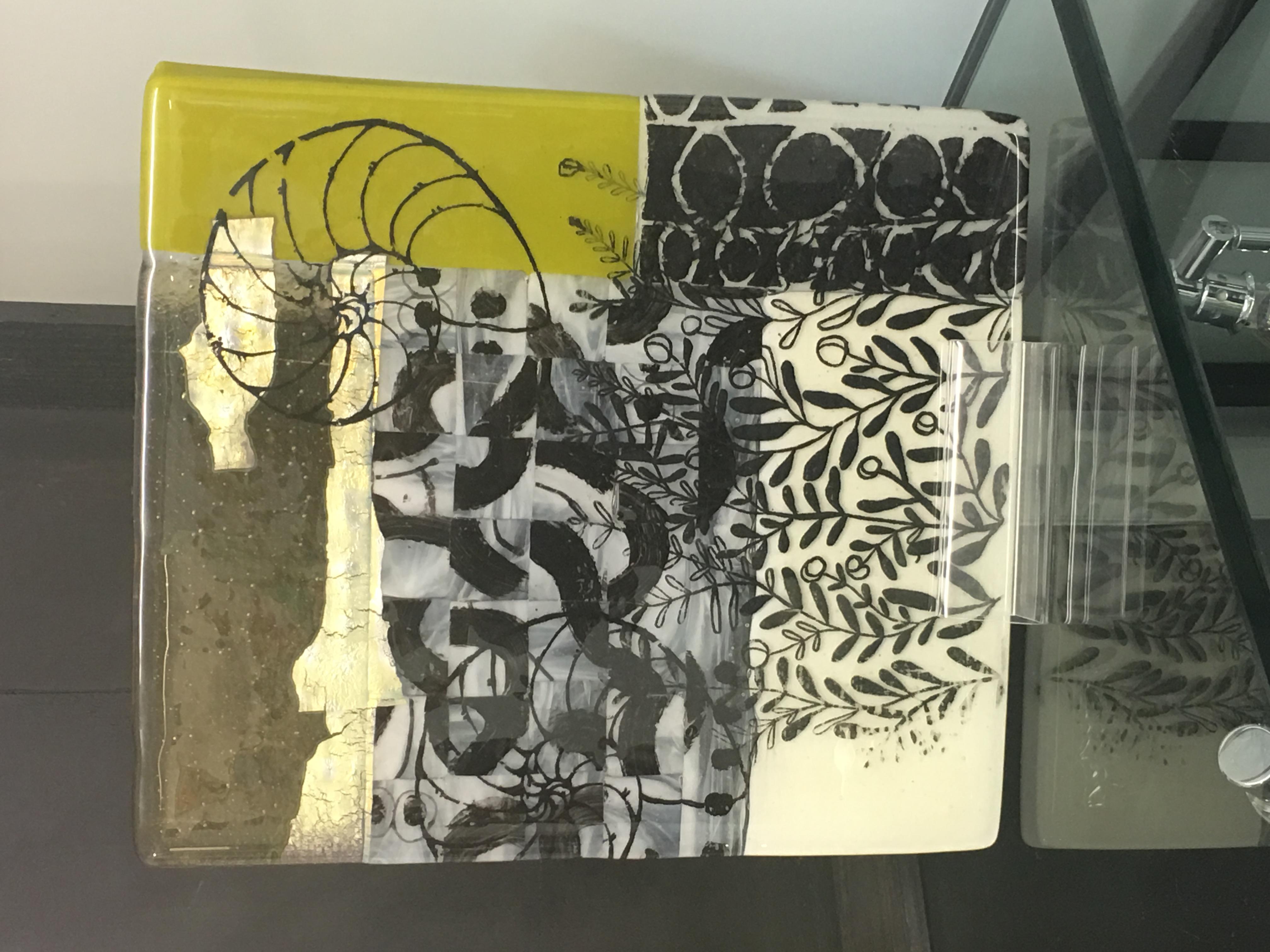 Fused Glass Screen Printing Hertford