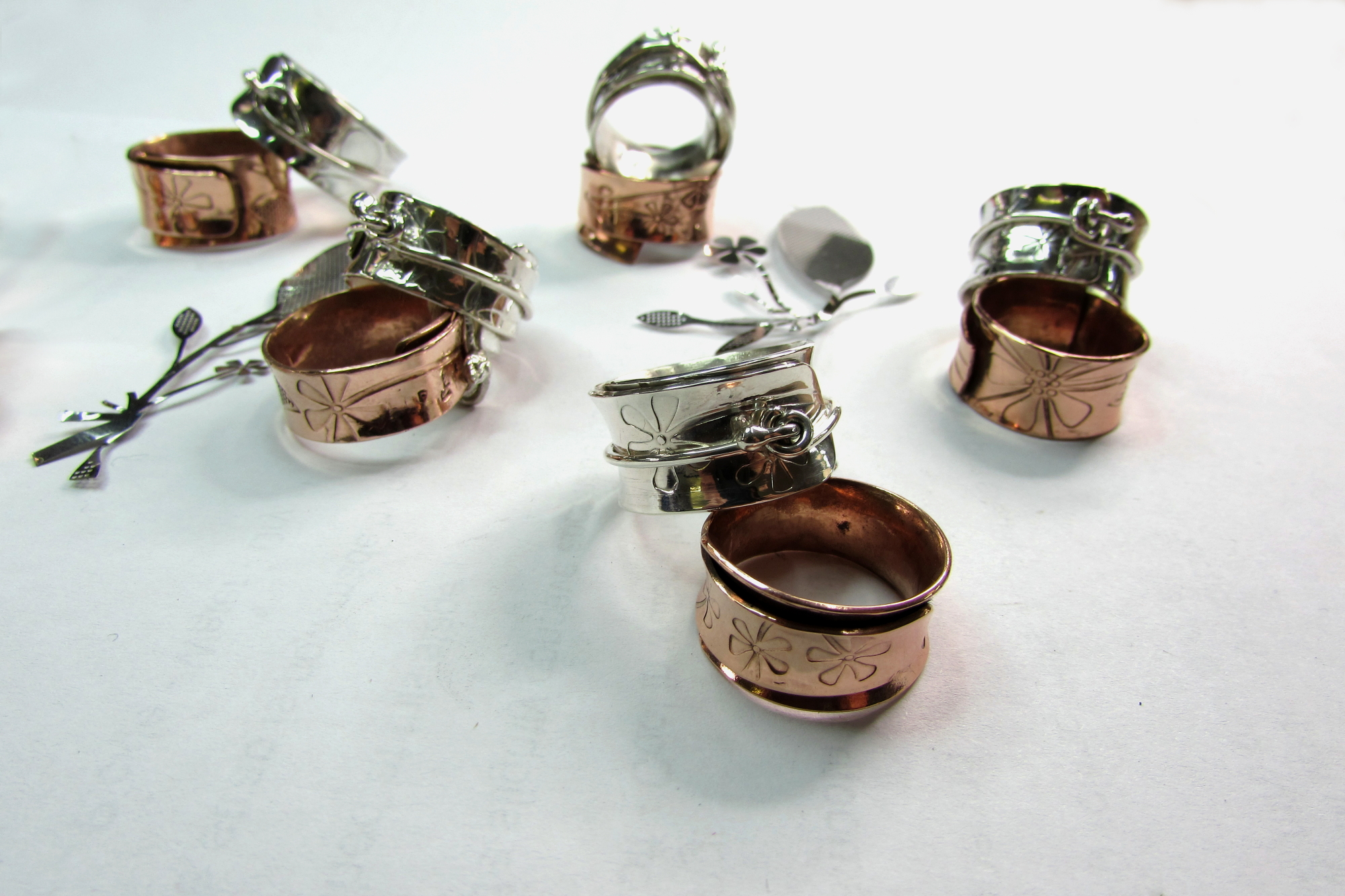 one day beginners silver jewellery
