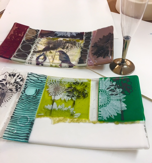 Fused Glass at Made In Herts